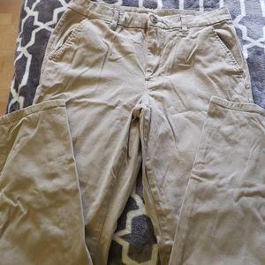 AE Curvy Hi-Rise Skinny Trousers